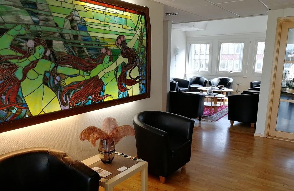 Öppenvårdsmottagningen i Göteborg, en del av Aleforsstiftelsen. Kontakta Alleforsstiftelsen på 020-22 12 00